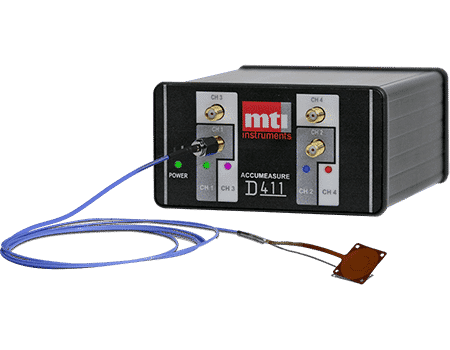 MTI Instruments Accumeasure数字电容系统D系列Gen 3